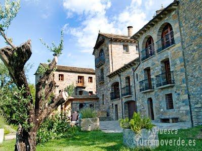 Turismo Verde Huesca. Casa Coronas