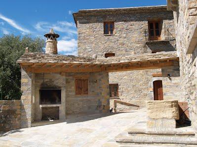 TURISMO VERDE HUESCA. Casa Coronas de El Pueyo de Araguás